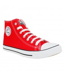 Vostro C02 RED Men Casual Shoes - VCS1010-40